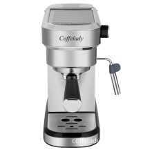 Electric ground coffee maker machine