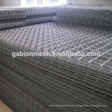 Consruction aplicación de malla de alambre y malla de alambre soldado malla de alambre galvanizado
