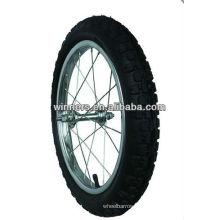 16inch Children Bicycle Wheel garden trailer wheel