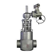 Válvula de compuerta de acero forjado clase 4500