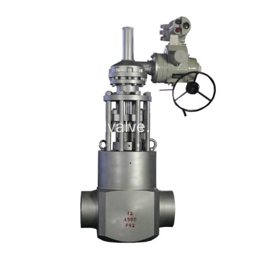 Forged Steel Gate Valve Kelas 4500