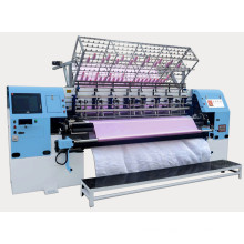 Shuttle Quilting Machine, Multi-Needle Lock Stitch Quilting Machine Computerized