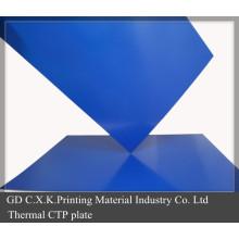 Hochauflösende Druckplatte CTP