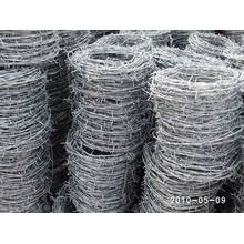 Hot DIP Galvanized Barbed Wire