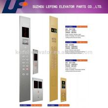 Aufzugs-Matrix-Display-Cop, Multimedia-Display lop