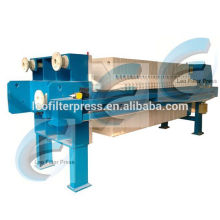 Leo Filter Press Wastewater Treatment Plant Sludge Dewatering Filter Press System,Wastewater Dewatering Filter Press