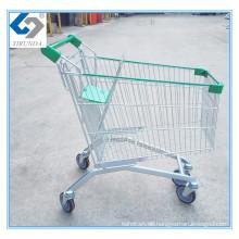 Caddy Style Supermarkt Einkaufswagen mit 125L