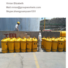 R717 refrigeration liquid ammonia for ice plant