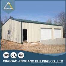 Easy Assemble Prefab Stable Steel Structure