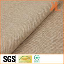 Полиэфирная коричневая печать Широкая ширина Inherently Fire Retardant Fireproof Curtain