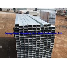 Totalmente Hot-DIP galvanizado Postes de vedação de aço (fornecedor líder da China)