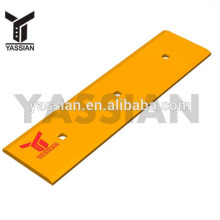China manufacturer volvo spare parts heat treated dozer spare parts bulldozer cutting edge