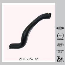 Año 2000-2001 L4 1.6L ZL01-15-185 Caucho Mazda Protege Manguera inferior del refrigerante del radiador