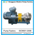 KCB series gear oil pump used for oil refinery