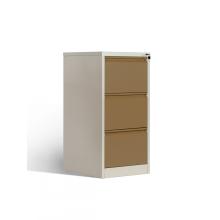 Металлические шкафы для папок с 3 ящиками