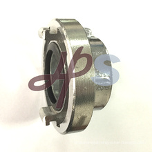 aluminium storz coupling with thread end