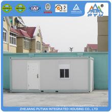 Maison à conteneurs préfabriqués vivante largement utilisée à bon prix