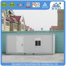 Widely used living prefabricated container house with good price