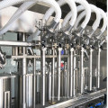 ALWELL Automatic Plastic Bottle Face Cream Filling Machine