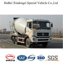 12cbm Dongfeng Concrete Mixer Truckeuro3