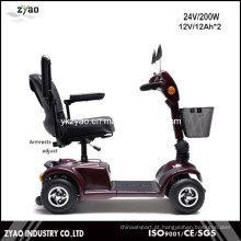 Scooter Elétrico com 4 Rodas para Adultos Ce Aprovado
