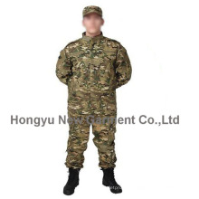 Uniforme Militaire de l'Armée Camouflée Cp