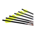 EXCALIBUR - QUILL 16.5 CARBON ARROW 6PK