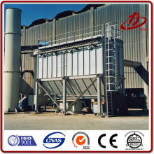 Palm Shell Fuel Biomass Caldera Electrostatic Precipitator