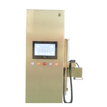 Automatic  vacuum detection machine for Tin cans