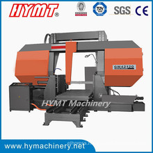 GW42120 Double column high precisionhorizontal metal band saw cutting machine