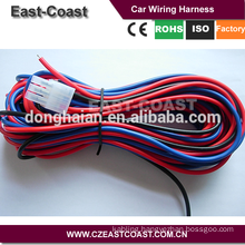 OFC conductor Car auto wiring harness with Fuse for car installation