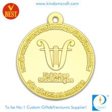 Profesión de la medalla de la reunión del deporte de la escuela 3D de la galjanoplastia de la fabricación en precio competitivo