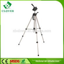 Trípode esencial para la cámara con el tubo principal de la cabeza 25m m Trípode profesional