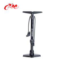 2017 China produces high quality and high standards bike floor pump/bicycle hand pump/air pump