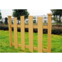 1300 * 1000 umweltfreundliche Outdoor Holz Kunststoff Composite Zaun