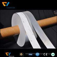 material reflectante reflectante accesorios de seguridad para ropa de seguridad