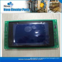 Панель дисплея лифта, Электронная цифровая дисплейная панель