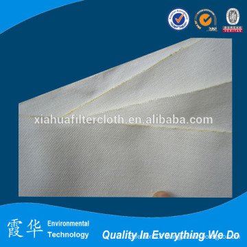 Polyester woven filter cloth for filter press
