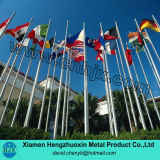High Quality Stainless steel Tapered Flagpole