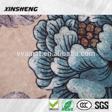 Ползком коврик для малыша, лохматые ткани коврик ребенка ползать коврик