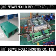 Moule de palette en plastique, moule de palette d'injection, usine de moules
