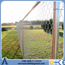 Wholesale Products China heavy construction site temporary chain link fence rental