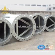 Pole de mât automatique en acier en provenance de Chine