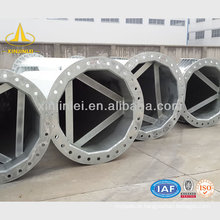 Pólo de mastro de aço automático da China