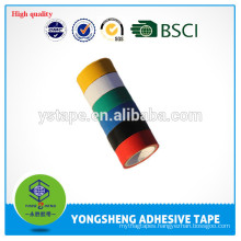PVC electrical tape manufacturers selling slit pvc adhesive tape