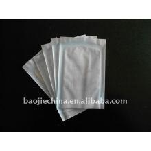 Malote plástico de papel estéril da luva cirúrgica do látex