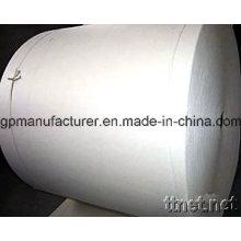 Feuille de bitume de produit d'usine pour la toiture, tapis de polyester