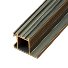 Made in a Chinese factory Custom 6061 6063 7075 aluminum extruded profile
