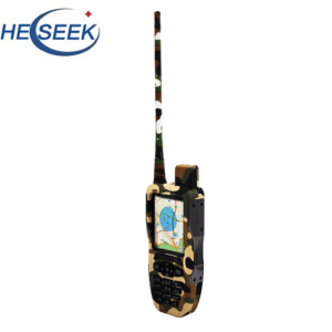UHF Two-Way Radio with GPS for Hunting