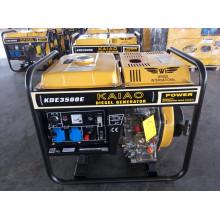 Gerador Diesel de Fase Única Trifásica 3kw Gerador Diesel